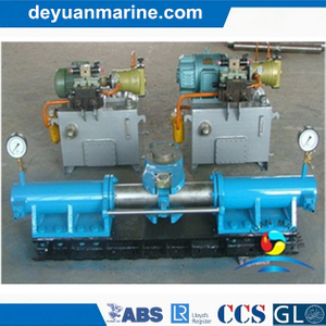 Fork-Type Hydraulic Steering Gear (Single Rudder)