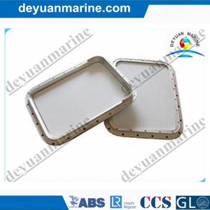 Marine Aluminum Alloy Rectangular Window