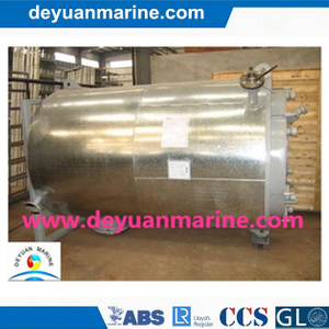 Hot Water Boiler for Ship