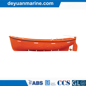 15 Person F. R. P Open Type Lifeboat