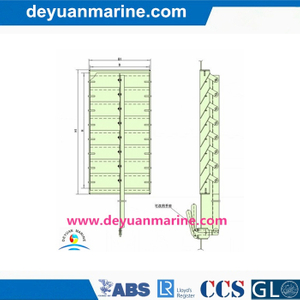 Marine Closable Shutters with Good Quality