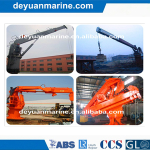 Type Tbs Ship Crane for Deck Equipment