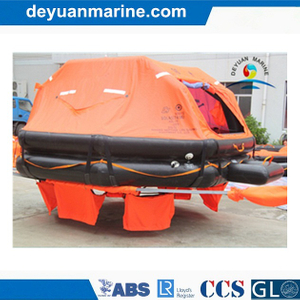 16man Sailing Inflatable Life Raft