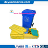 Hot Sale 240L Oil Only Spill Kits Oil Absorbent Pads Oil Absorbent Socks with Competitive Prices