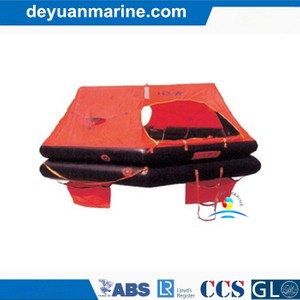 20 Man Throw-Overboard Inflatable Life Raft
