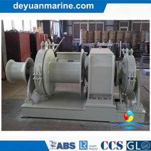 Electric Anchor Windlass and Mooring Winch Dy170204