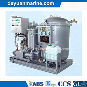 Oily Water Separator for Ships