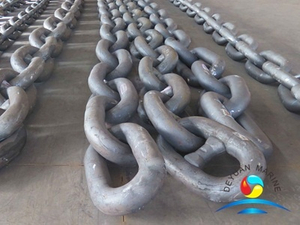 Marine Anchor Chain Studlink Chain Studless Chain Swivel and Shackle for Sale