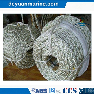 Marine Polyester Mooring Rope/Towing Rope