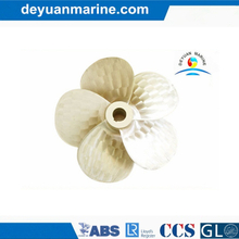 5 Blade Big Develop Area Ratio Ship Propeller