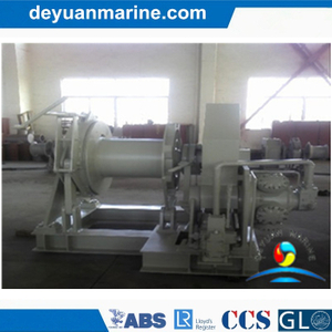 Marine Hydraulic Mooring / Anchoring Winch
