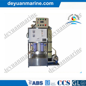Marine Fresh Water Generator with CCS Approved
